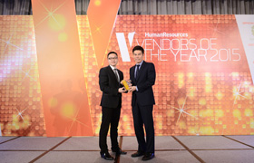 HR Vendors of the Year 2015