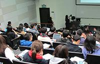 Upcoming university seminar on online media trends