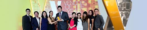 "jobsDB Singapore awarded ""HR Vendor of the Year"