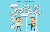 求職面試:10 個自我介紹形容詞