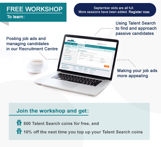 Talent Search Workshop
