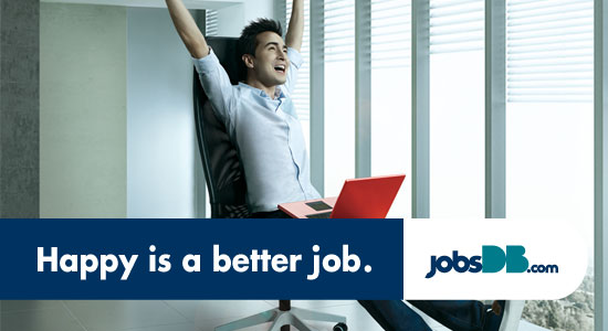 Happy is a better job
