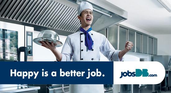 Happy is a better job