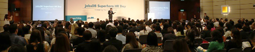 The sharing from jobsDB Superhero HR Day that you dare not miss