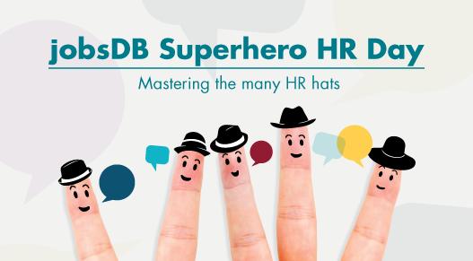 jobsDB Superhero HR Day