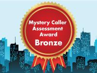 Myster caller assessment award