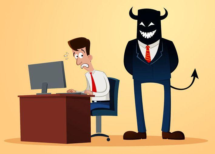 萬聖節 halloween devil boss