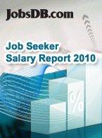 Job Seeker Salary Report