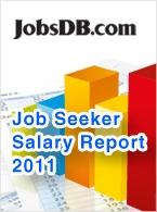 Job Seeker Salary Report 2011