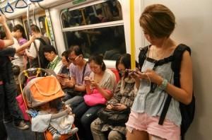 Mobile job searching