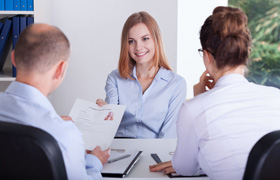 What interviewers have to prepare for the interview