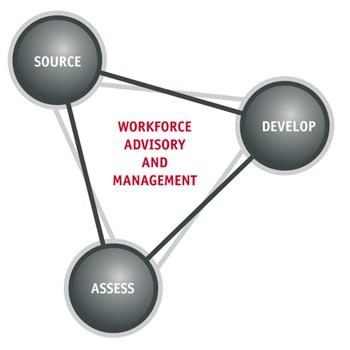 Workforce, advisory & management