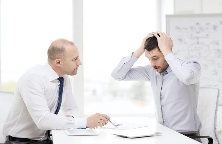 給經常被上司問及工作進度的你