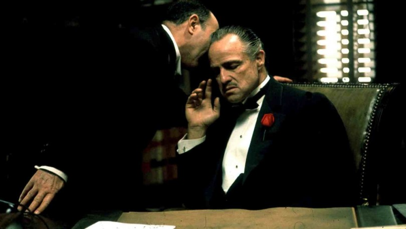"Screenshot from ""The Godfather"" (1972)"