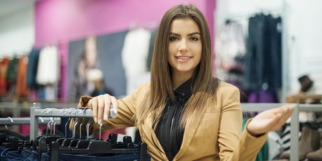 cv sample  retail sales