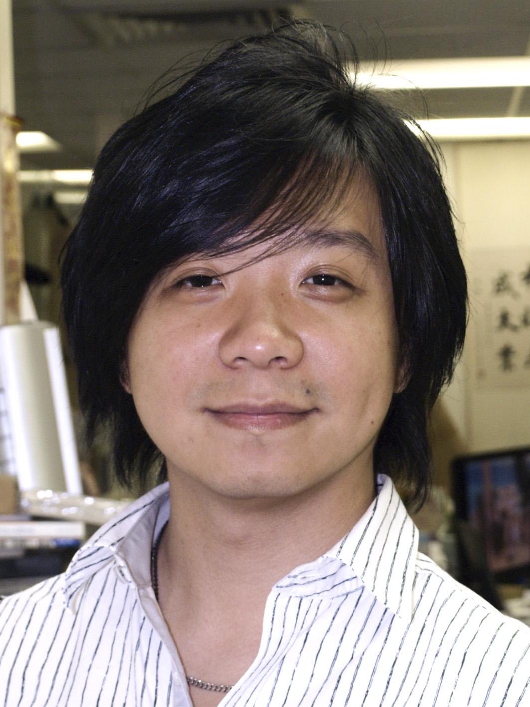 香港數碼娛樂協會主席彭子傑