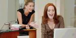 調查:職場女性儀態打扮風騷 升職機會反低