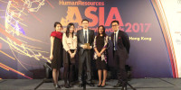 jobsDB wins top prize at the Asia Recruitment Awards 2017