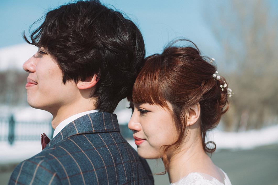 90後婚攝少女:難忘極品新人話「影得佢唔靚仔」
