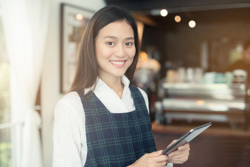 cv sample  food server    waiter    waitress