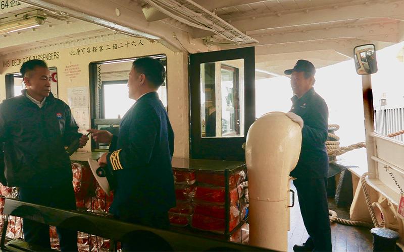 【船長上岸了】漁民二代行船 從水手做到助理總船長 五十歲始安穩着地2