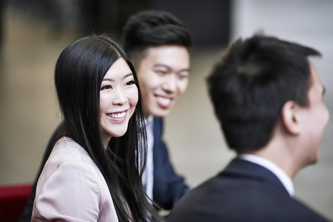 HSBC—global bank that cares for individual career aspirations