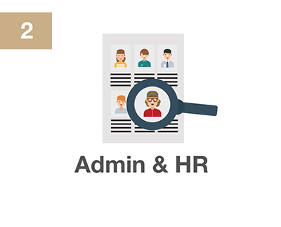 Admin & HR