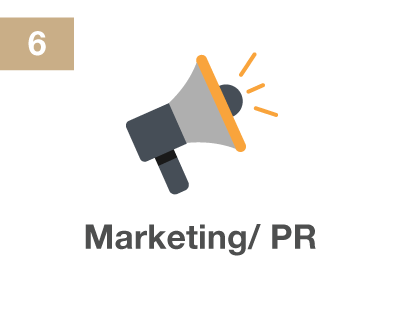 Marketing/ PR