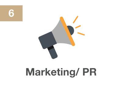 Marketing/ PR