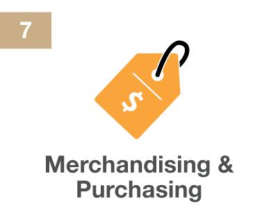 Merchandising & Purchasing