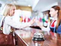 CV sample (Hotel & Hospitality)