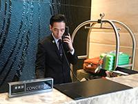 禮賓司——酒店裡的萬能匙