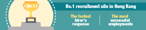 jobsDB is Hong Kong's no.1 job recruitment channel
