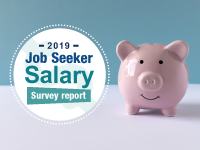 jobsDB Job Seeker Salary Survey Report 2019