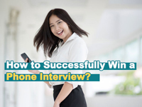 Best Tricks & Tips on How to Successfully Win a  Phone Interview