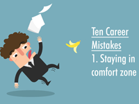 The best career advice: learn to avoid mistakes