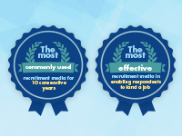 jobsDB is the most popular job portal for 10 years and the most effective one
