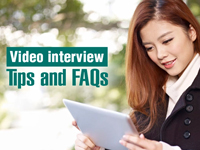 How to nail a video job interview: Tips and commonly asked questions
