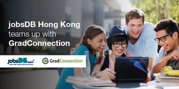 jobsDB Hong Kong teams up with GradConnection
