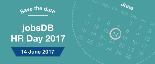 Annual HR event for jobsDB hirers