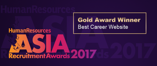 jobsDB is this year's Best Career Website