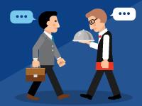 職場上你會遇到好多唔同客人,有無一次對客經歷令你有所得著?立即分享你嘅職場故事,你仲有機會贏得$400現金禮券添!