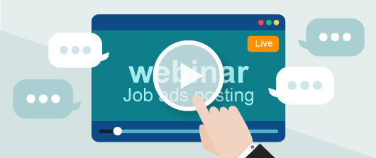 Learn how to better manage job ads and candidate applications